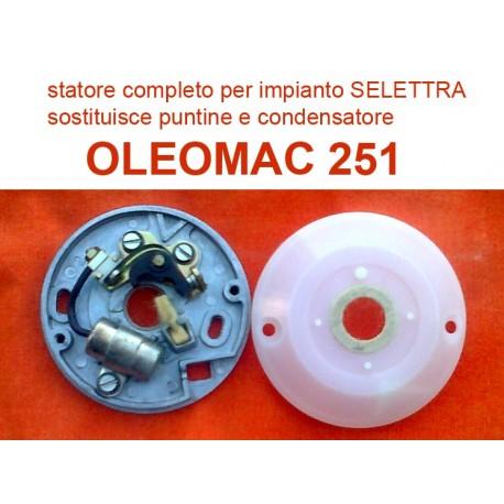 Oleomac 2ricambi