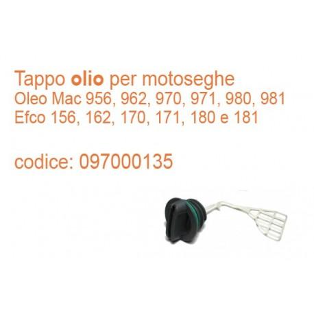 tappo OLIO Oleo Mac - Efco