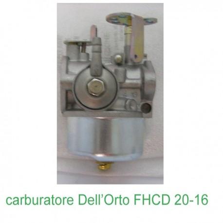 carburatore Dell'Orto FHCD 20-16  per motori Minarelli i125