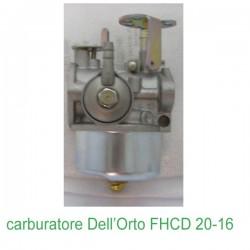 carburatore Dell'Orto FHCD 20-16  per motori Minarelli i90.3