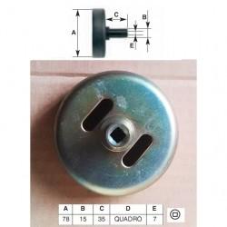 campana frizione decespugliatore TANAKA SUM 321