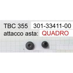 kit corona e pignone per decespugliatore TANAKA TBC 355