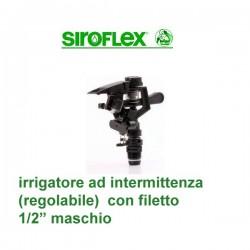 Irrigatore ad intermittenza regolabile SIROFLEX