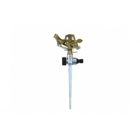 Irrigatore a settore metallo con puntale