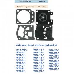 kit membrane e guarnizioni WALBRO D10-WTA
