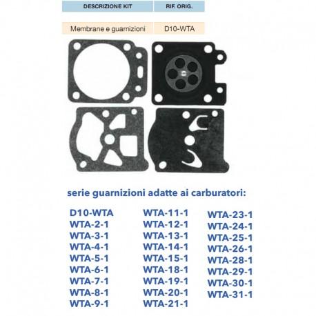 kit membrane e guarnizioni WALBRO D11-HDA