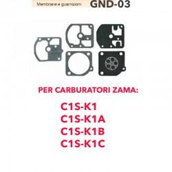 kit membrane e guarnizioni GND-03