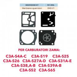 kit membrane e guarnizioni ZAMA GND-21