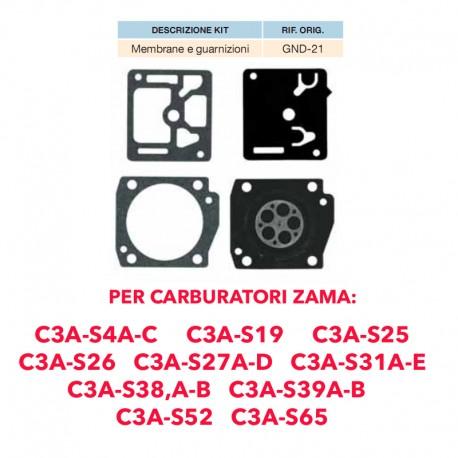 kit membrane e guarnizioni ZAMA GND-06