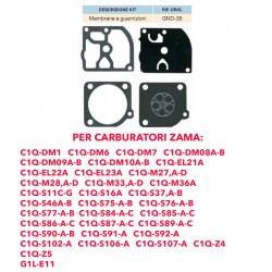 kit membrane e guarnizioni ZAMA GND-35