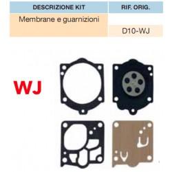kit membrane e guarnizioni WALBRO D10-WJ