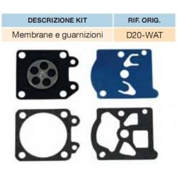 kit membrane e guarnizioni WALBRO D20-WAT