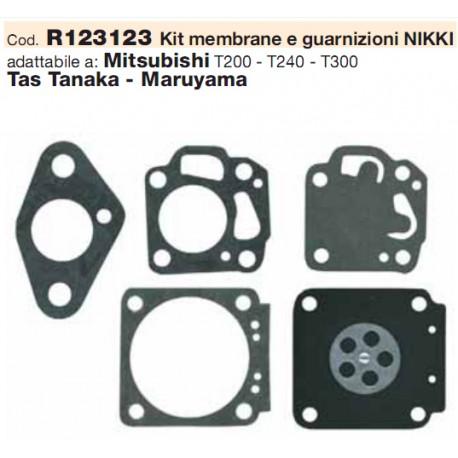Kit membrane e guarnizioni NIKKI