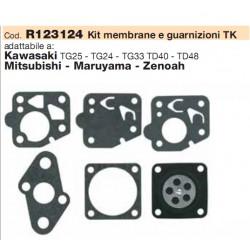 Kit membrane e guarnizioni NIKKI TK