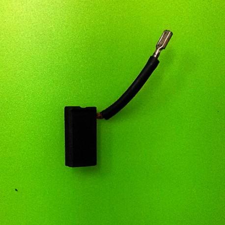 Coppia di spazzole per elettrosega Oleomac E140F - E160F