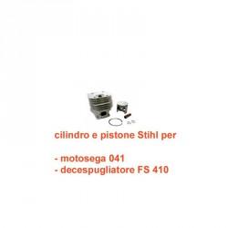 cilindro e pistone per Stihl 041 - FS410
