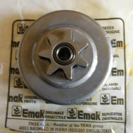 rocchetto catena per Oleomac 251 - 252 - Agristar - 350AF - 350 Super