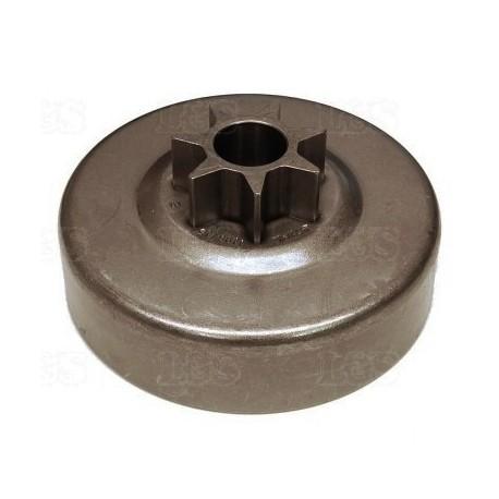 Stihl MS 2sostituzione pompa olio (replacing oil pump) -