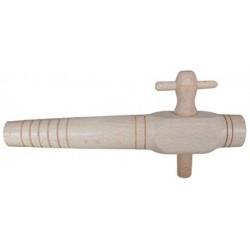 rubinetto per botti in legno n.1