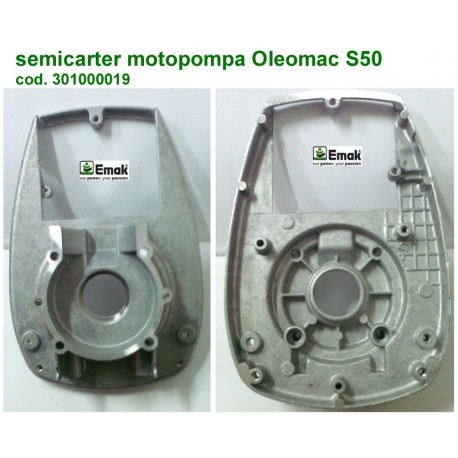 semicarter motopompa S50 Oleomac