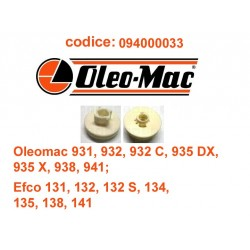 puleggia motosega Oleomac 942 - 946 - 952
