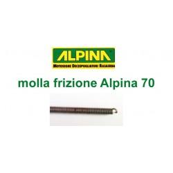 molla frizione ALPINA 70