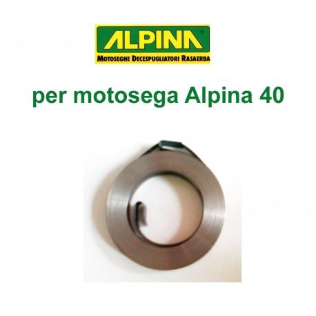 molla avviamento ALPINA 40