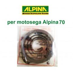 molla avviamento ALPINA 70