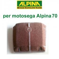filtro motosega ALPINA 70