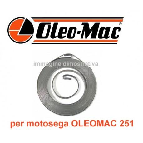 molla avviamento Oleomac 251
