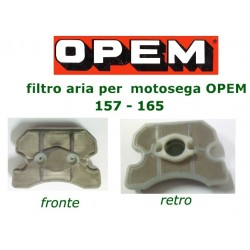 filtro motosega OPEM 157 - 165