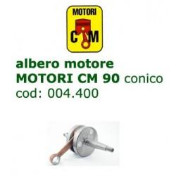 albero motore MOTORI CM 90 conico