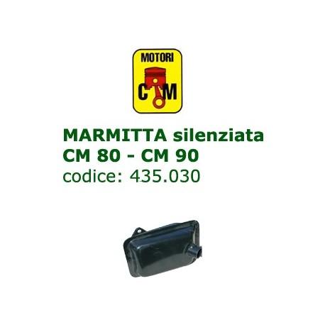 marmitta MOTORI CM 80/90