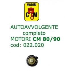 autoavvolgente CM MOTORI CM 80/90