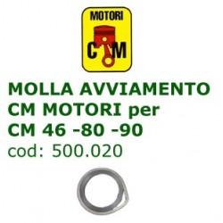 molla avv. CM MOTORI CM 46/80/90