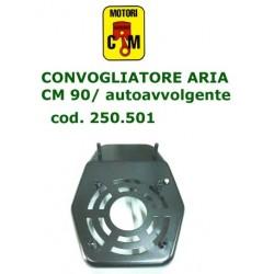 convogliatore aria CM MOTORI CM 90