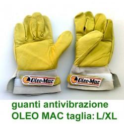 guanti anti-vibrazioni Oleomac