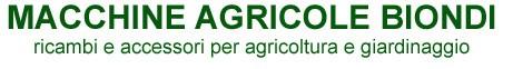 Macchine agricole Biondi